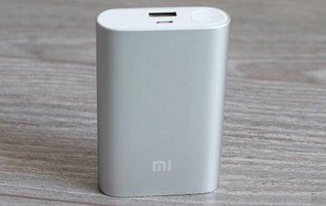 Necroporra Xiaomi Powerbank